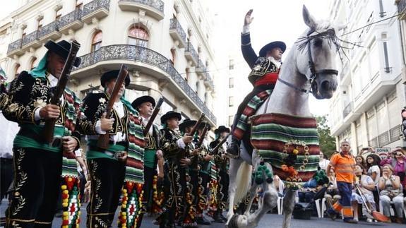 Moros y Cristianos de Valencia