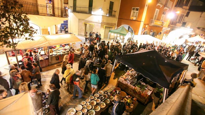 Festa de la Ratafia en Santa Coloma de Farners