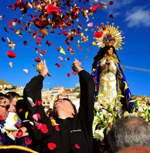 Fiesta del Milagro de Mazarrón