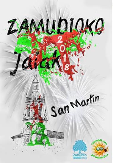 Fiestas San Martín de Zamudio