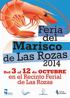 Feria del marisco en las rozas 2015 fiestas espa a for Mudanzas en las rozas