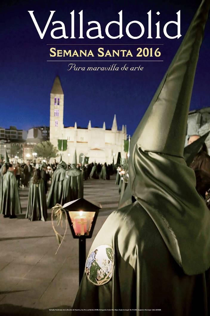 Semana santa de valladolid 2016 fiestas espa a for Festivos valladolid 2017