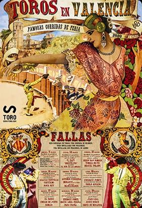 Feria Taurina de Fallas Valencia