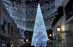 Fiesta Navidad de Marbella