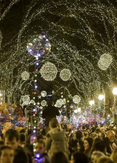 Fiesta de Navidad de Alicante