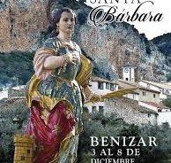 Fiestas en Honor a Santa Bárbara en Benizar