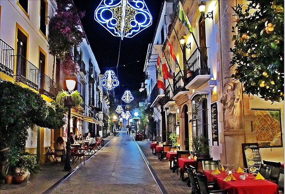 Navidad En Marbella Fiestas Espa 241 A