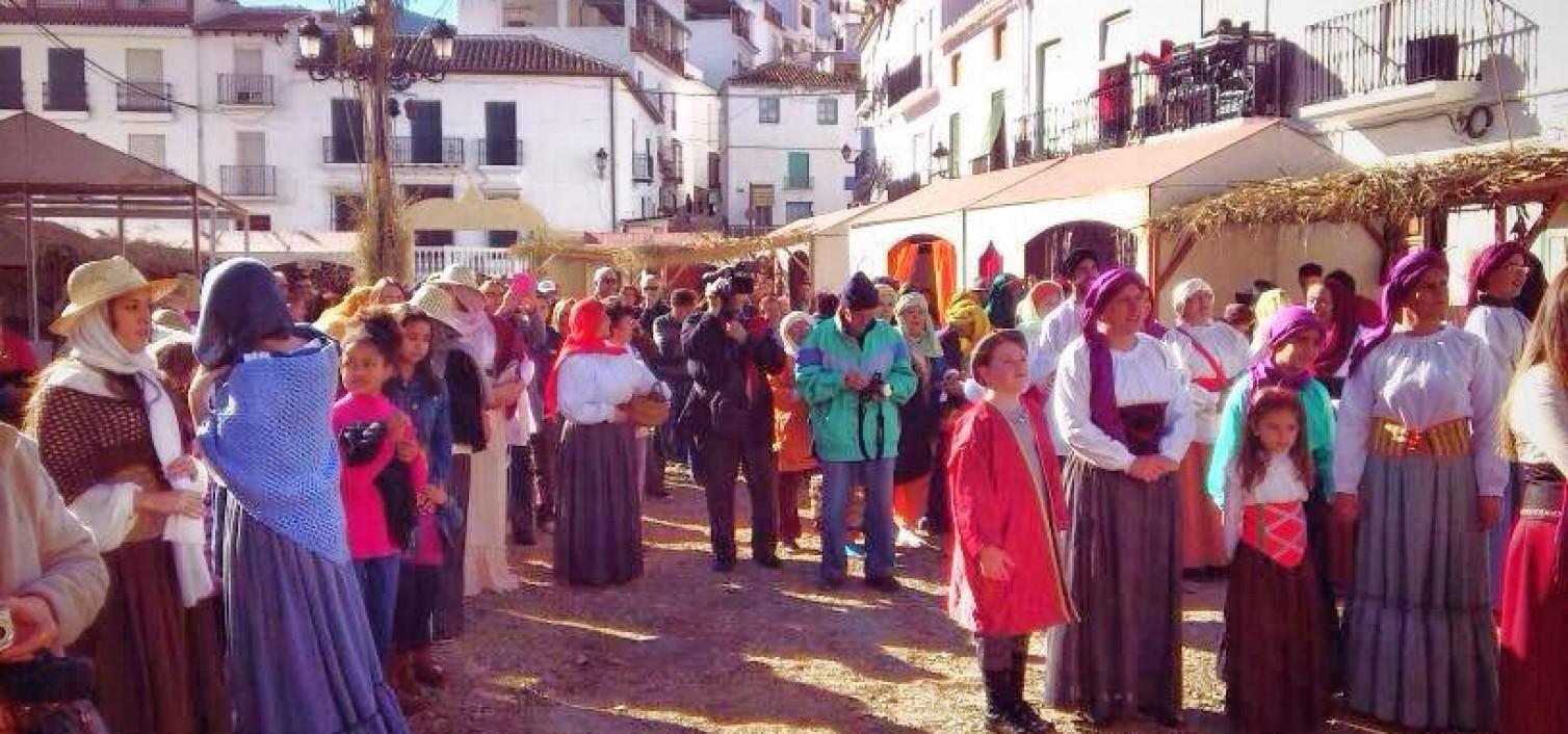 Fiestas Las Mozas de Tolox