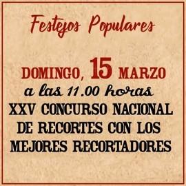 Concursos de Recorte Fallas Valencia 2020