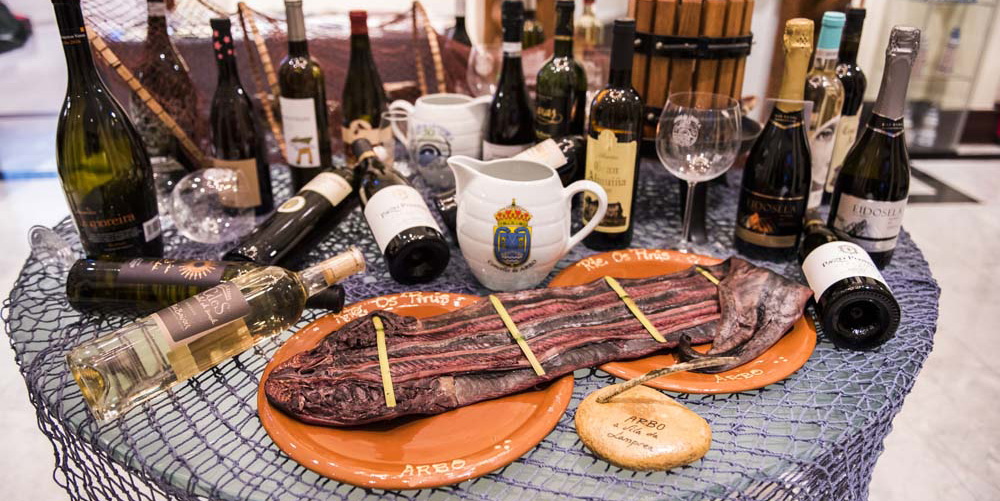 fiesta de la lampream arbo 2017, fiestas abril, fiestas españa