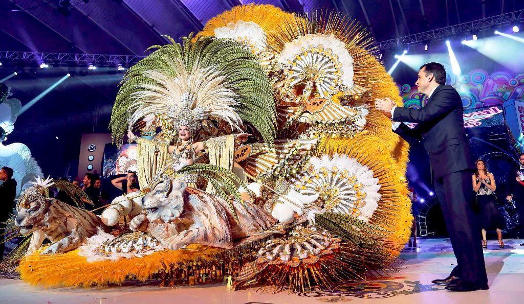 carnaval tenerife, carnavales 2017, fiestas españa