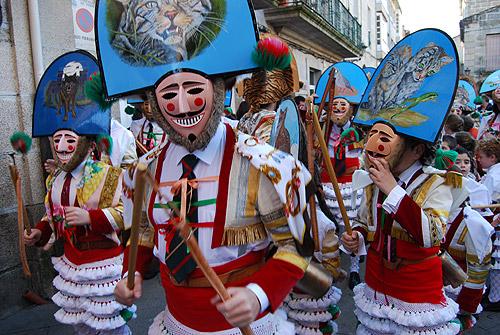 carnaval de laza 2017, carnavales febrero, fiestasespaña