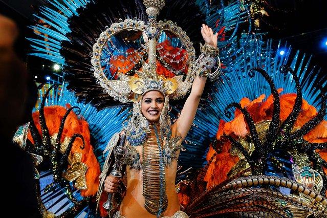 Los carnavales en España