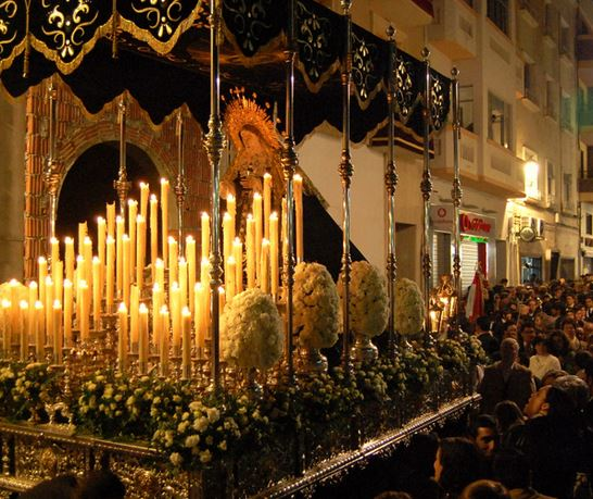 Semana Santa Berja