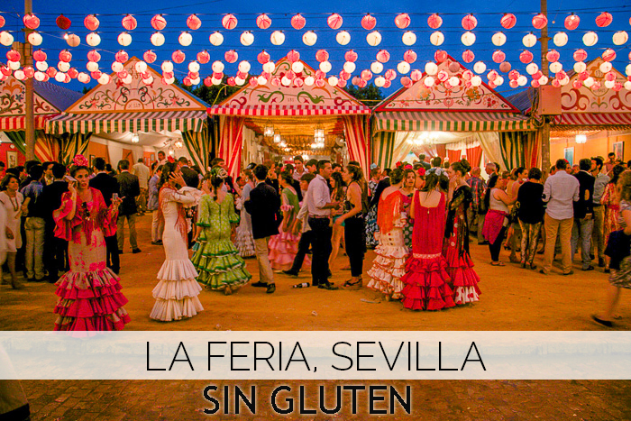 La Feria de Sevilla 2017 tendrá menús para celíacos