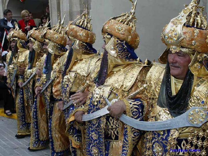 Moros y Cristianos de Abanilla
