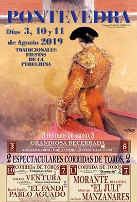 Feria Taurina de Pontevedra
