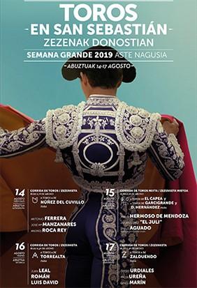 Feria Taurina de la Semana Grande de San Sebantián