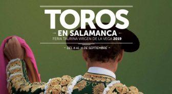 Festejos taurinos en Salamanca
