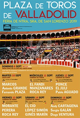 Feria Taurina de Valladolid