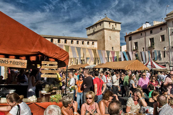 M s de personas invaden cocentaina en noviembre - Cocentaina espana ...