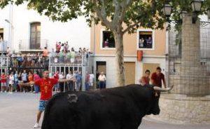 festejos taurinos, calendario taurino, fiestas españa