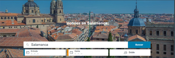 Hoteles en salamanca fiestas espa a for Hoteles de superlujo en espana