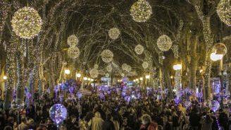 Fiesta Navidad en Palma Mallorca 2019
