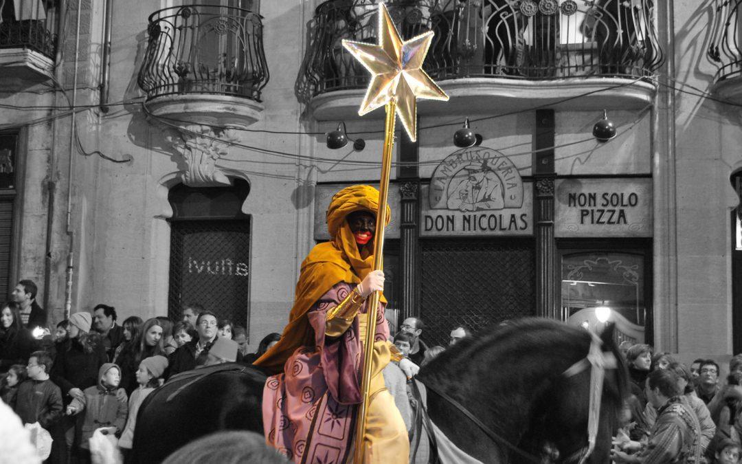 ¿Cuál es la cabalgata de reyes más antigua de España?