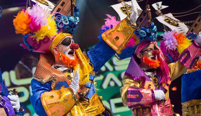 ¿Cuándo empiezan los carnavales en 2018?