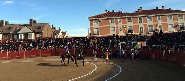 plaza de toros de ajalvir