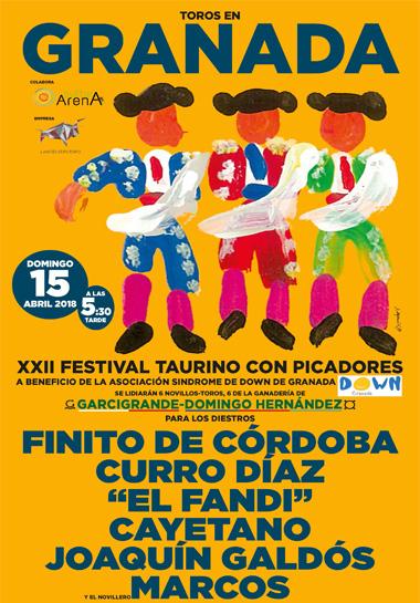 Festival Taurino Granadown 2018