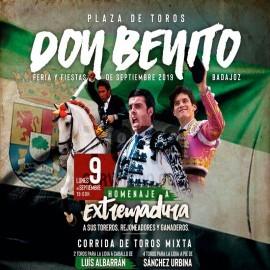 Feria y Fiestas Don Benito