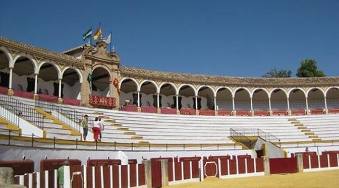 plaza de toros de antequera, feria taurinas