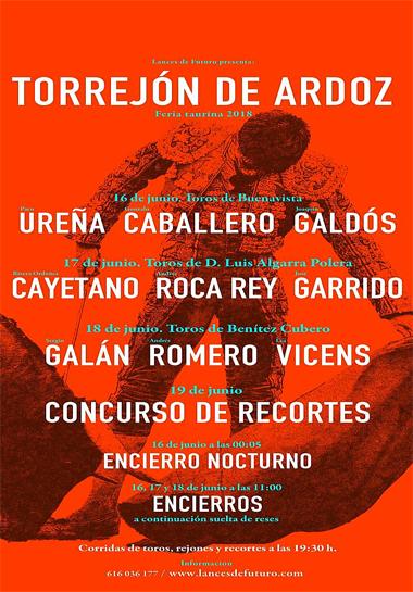 Feria Taurina de Torrejón de Ardoz