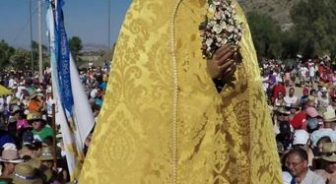 Fiestas de la Virgen de las Nieves de Aspe 2020