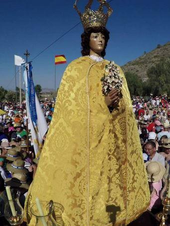 Fiestas de la Virgen de las Nieves de Aspe
