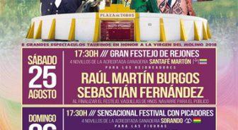 Feria Taurina de Santa Eulalia del Campo