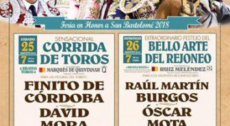 Feria Taurina de Almagro