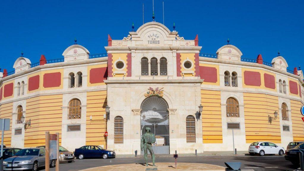 plaza de toros de almeria