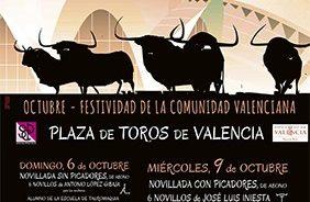 Feria Taurina de Octubre de Valencia