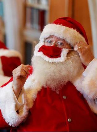 Fiestas de navidad durante el COVID-19