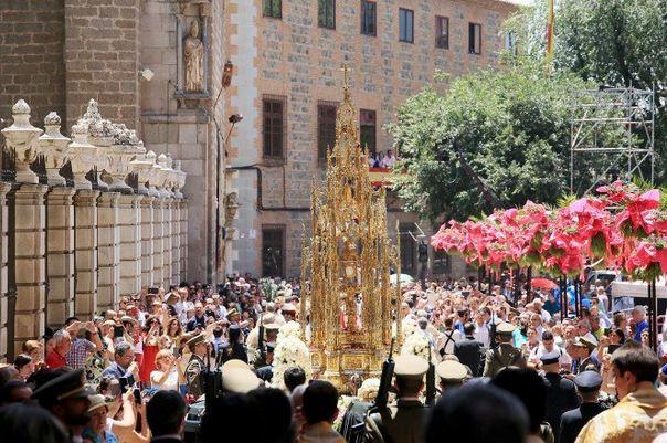 SEMANA GRANDE CORPUS CHRISTI DE TOLEDO