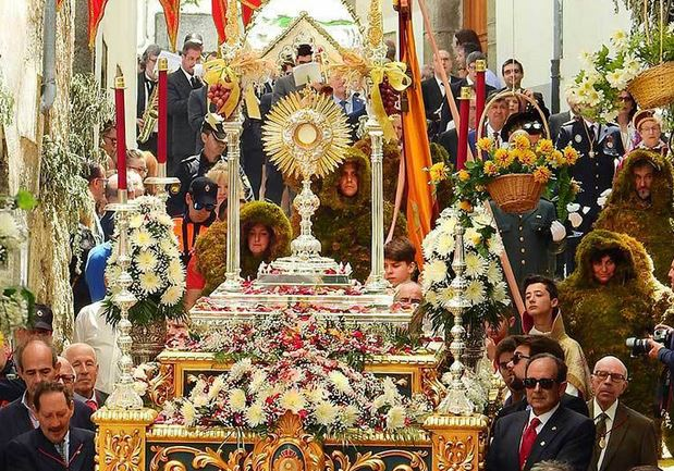 Corpus Christi de Béjar