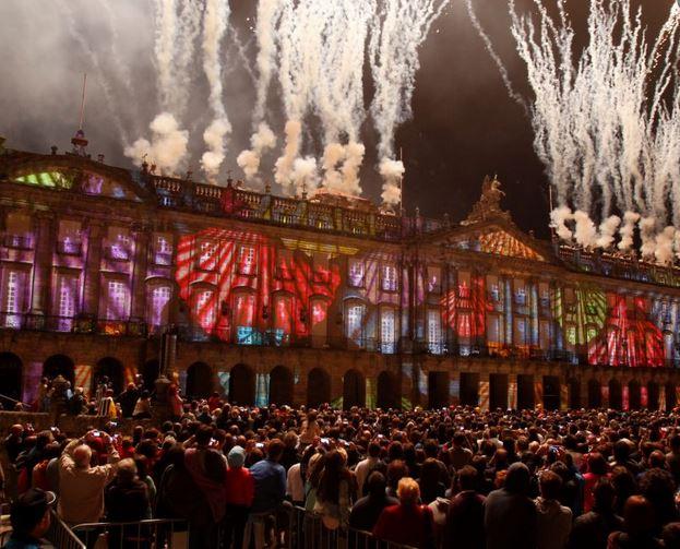 Fiestas Santiago Apóstol de Santiago de Compostela